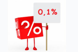 Raty kredytów w dół